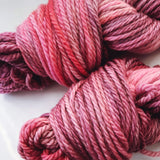 Gymnocalycium - Hand dyed Chunky Weight Yarn 100g/100m - superwash merino