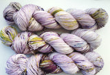 Wisteria - Hand dyed 4ply/sock yarn 100g/425m superwash merino, nylon blend