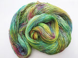 Hendricks- Hand dyed 4ply/sock yarn 100g/400m superwash merino, silk blend