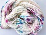 Lickety Split - Hand dyed Chunky Weight Yarn 100g/100m - superwash merino
