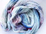 Jack - Hand dyed 4ply/sock yarn 100g/366m superwash merino singles