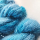 Pilosocereus - Hand dyed - lace weight yarn - 50g/420m - kid mohair - silk