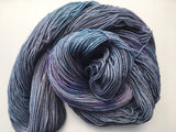 Princess Luna - Hand dyed - 4ply/sock yarn - 100g/400m - superwash merino - nylon - sparkle