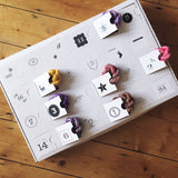 yarn advent calendar in boxed calendar