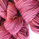 Gymnocalycium  - Hand dyed DK yarn 100g/225M superwash merino