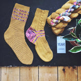 Coop Knits Collaboration Socks Kit - Sphene