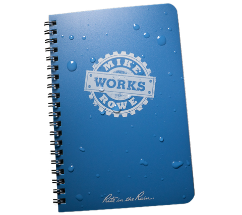Mike Rowe Rite in the Rain Notebook