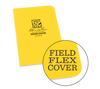 "3.5"" x 5"" All-Weather Soft Cover Pocket Notebook"
