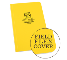 "4 5/8"" x 7 1/4"" All-Weather Soft Cover Field Notebook"