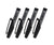 RevMark Chisel Tip - Black Ink - 4 Pack