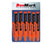 RevMark Marker - 6-Pack - Orange