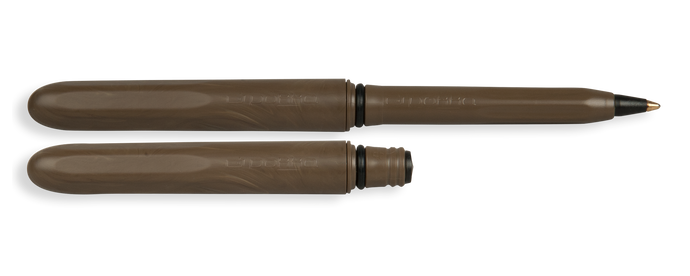 Brown Pokka Pen - 3 Pack