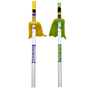 Doctor - True Hero Pencils with Eraser Capes - 2 Pack