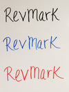 RevMark Dry Erase - perfect for whiteboards and glass surface