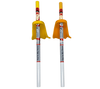 EMTs - True Hero Pencils with Eraser Capes - 2 Pack