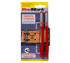 RevMark Marker - 2-Pack - Red Ink