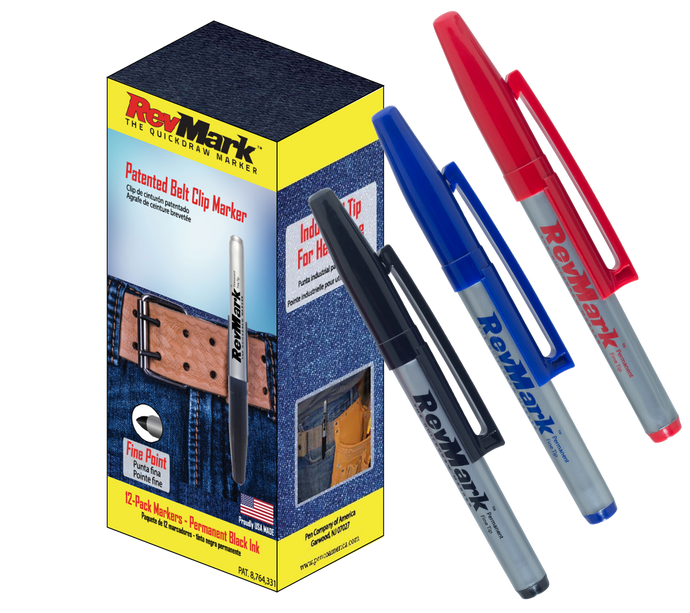 RevMark 12-Pack - Assorted Pack