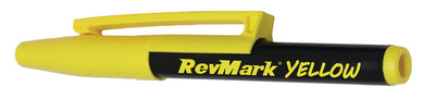 RevMark Marker - 6-Pack - Yellow