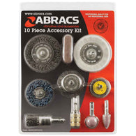 10pc Quick Change Accessory Kit