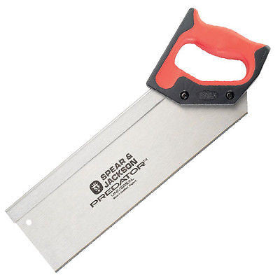 "Spear and Jackson Predator 10"" x 15ppi Hardpoint Tenon Saw"