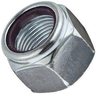 UNC NYLON INSERT LOCK NUT 'TYPE P' ZP