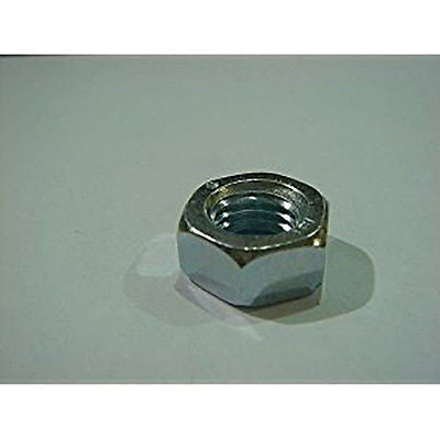 M24 FULL NUT GALVANIZED (PACK OF 10)