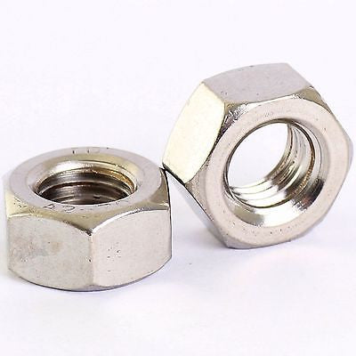 M24 X 2.00P METRIC FINE PITCH FULL NUT (EACH)