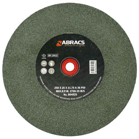 BENCH GRINDER WHEELS SILICON CARBIDE
