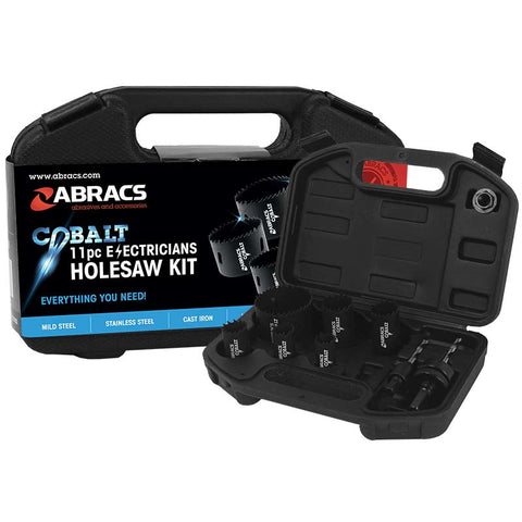 Electricians Cobalt Holesaw Kit