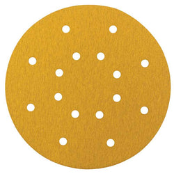 Hook & Loop Gold Discs 225mm