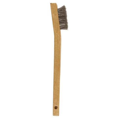 Precision Wooden Handled Brush