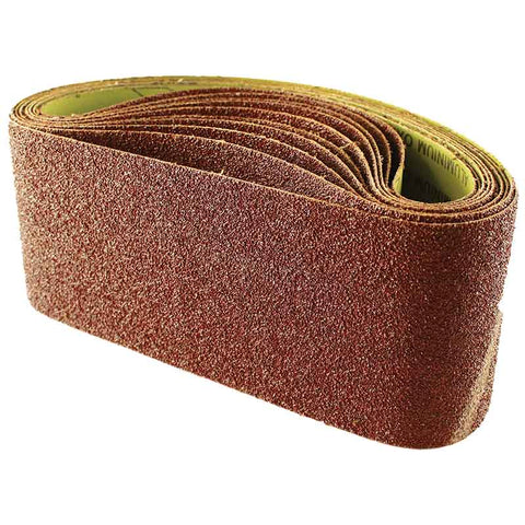 Sanding Belts AL/OX