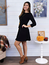 Trendy Knitted Dress - Multiple Colors