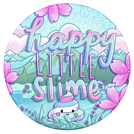 Happy little slime ccuart Gallery