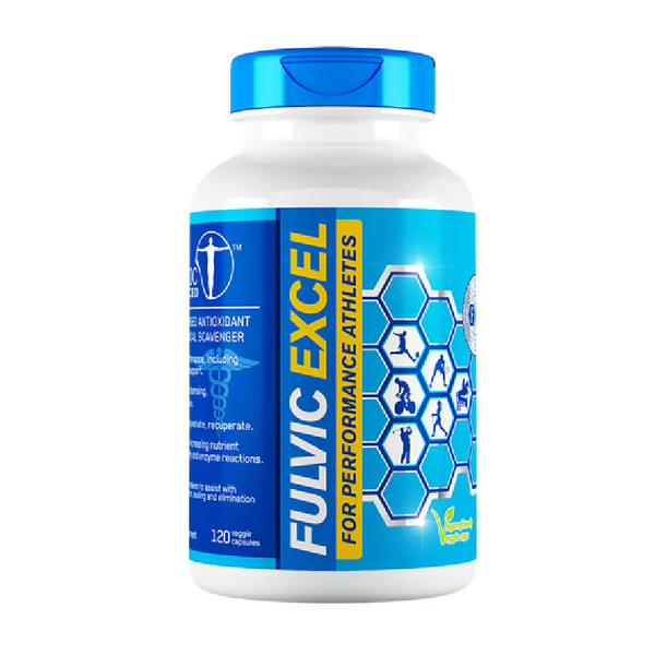 FULVIC ENHANCED EXCEL SPORT CAPSULES