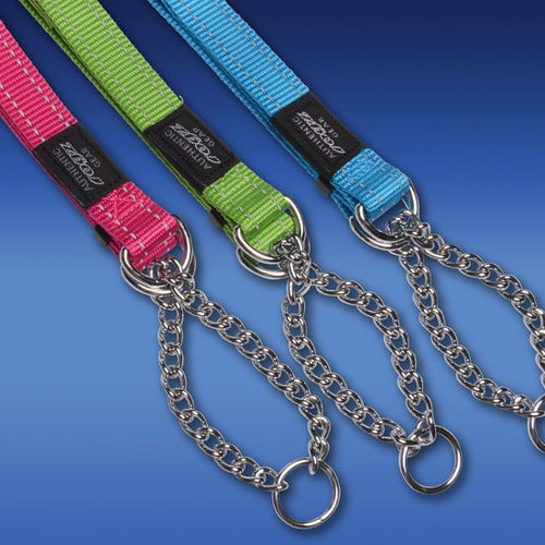ROGZ UTILITY OBEDIENCE HALF-CHECK DOG COLLAR