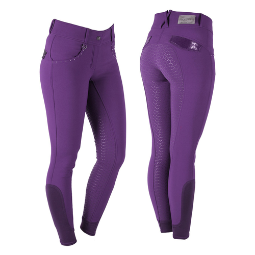QHP ELENA ANTI-SLIP FULL SEAT BREECHES