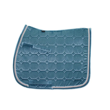 VELOUR GP SQUARE SADDLE PAD