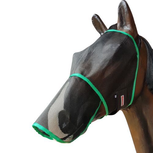 SOLO FLY MASK WITH NOSE