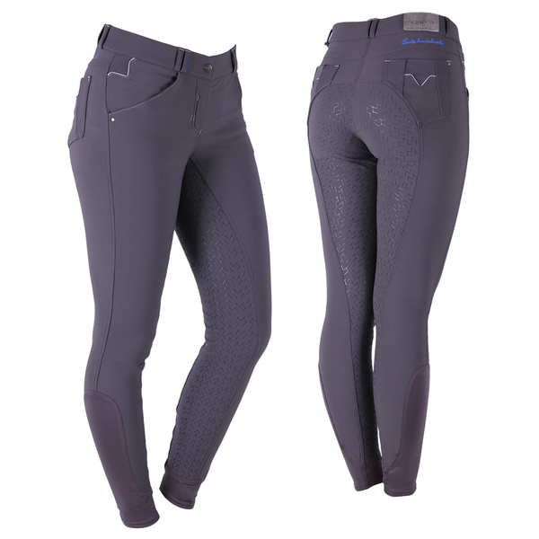 QHP ANNA ANTI-SLIP FULL SEAT BREECHES