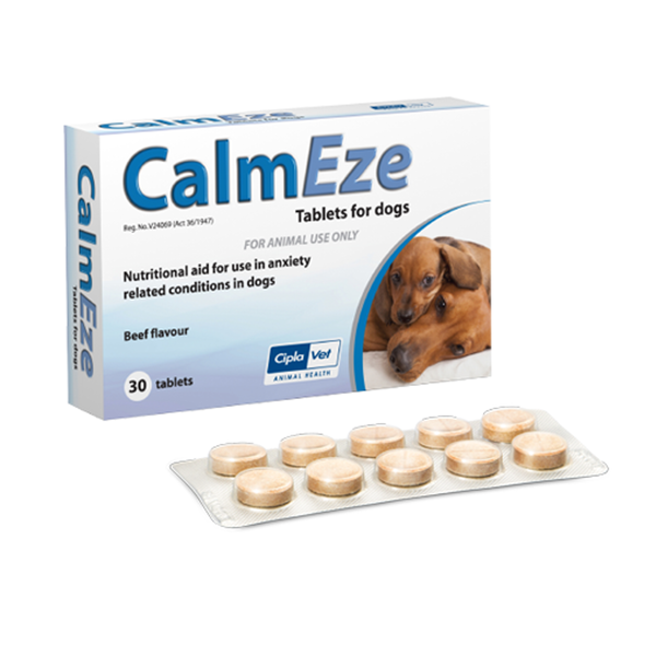 CALMEZE DOG TABLETS BOX (30)