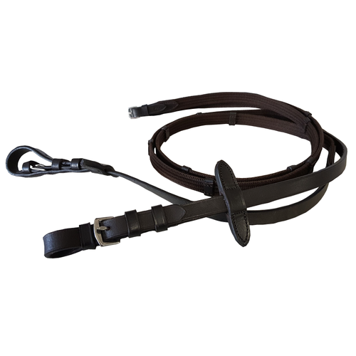 CAPRIOLE WEBBED CLEATED REINS