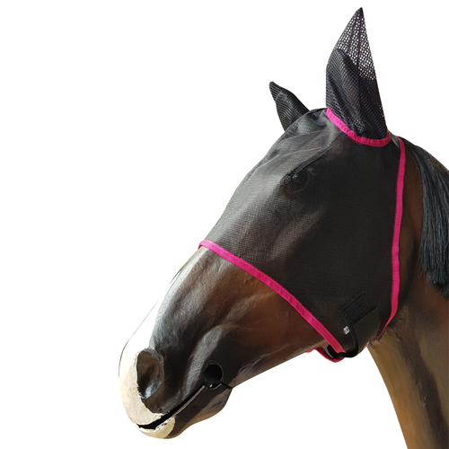 SOLO FLY MASK WITH EAR POCKETS