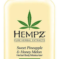 Hempz Pure Herbal Extracts Body Moisturizer