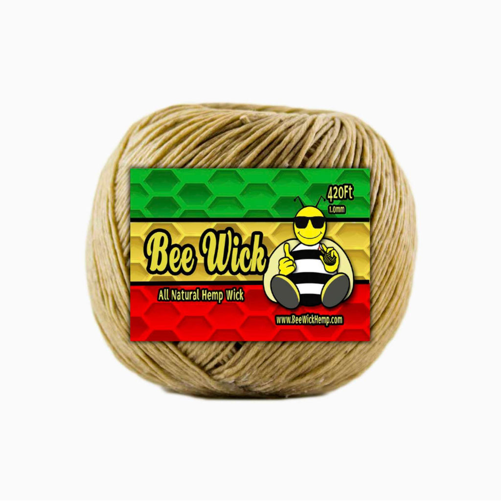 Bee Wick - Hemp Wick