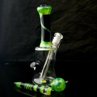 Mctrivish glass partial colour banger hanger - Honeypot International inc.