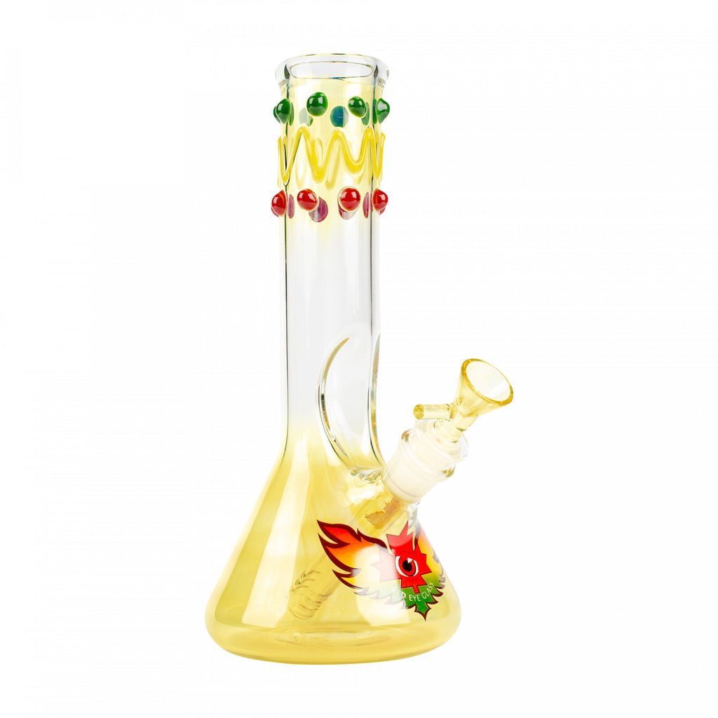 "RED EYE GLASS  9"" Charlie Brown Tube"