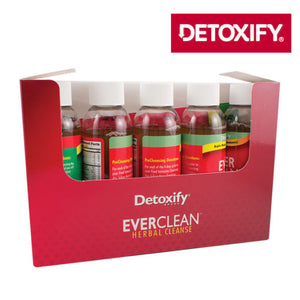 Detoxify Ever Clean - 5 X 4oz Bottles