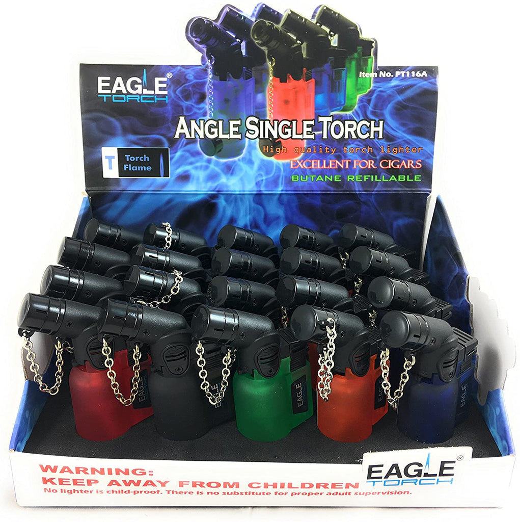 Eagle Angle Torch Lighters