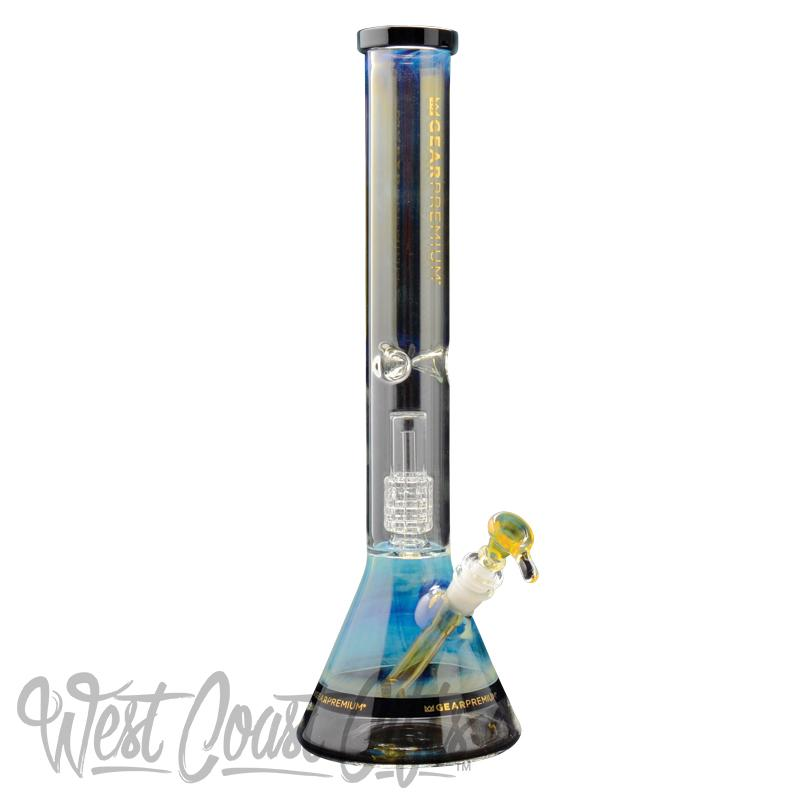 GEAR Premium 18 Inch Tall Tuxedo Plush Beaker Tube W/Black Accents - Honeypot International inc.